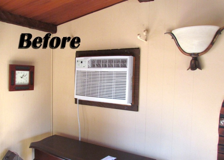 Diy Outdoor Air Conditioner Cover Designs