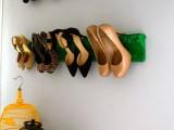 entryway shoe display