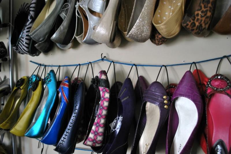 shoe hangers