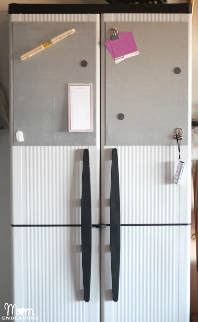 magnetic utility board