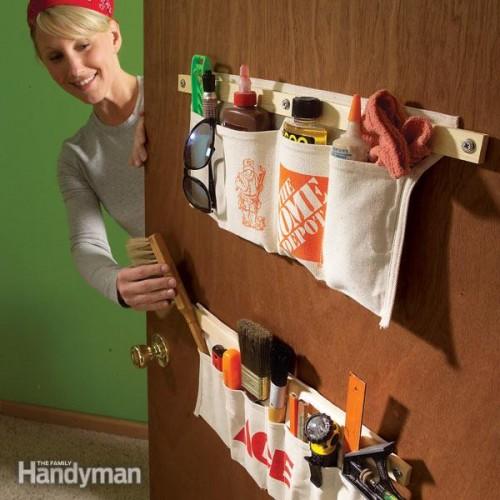 savvy tool storage (via familyhandyman)