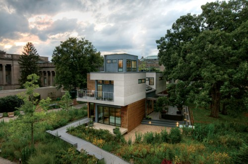 Smart Home – The Greenest Home In Chicago