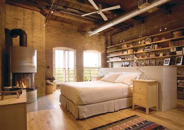 35 Cool Ideas To Use Space Behind The Bed