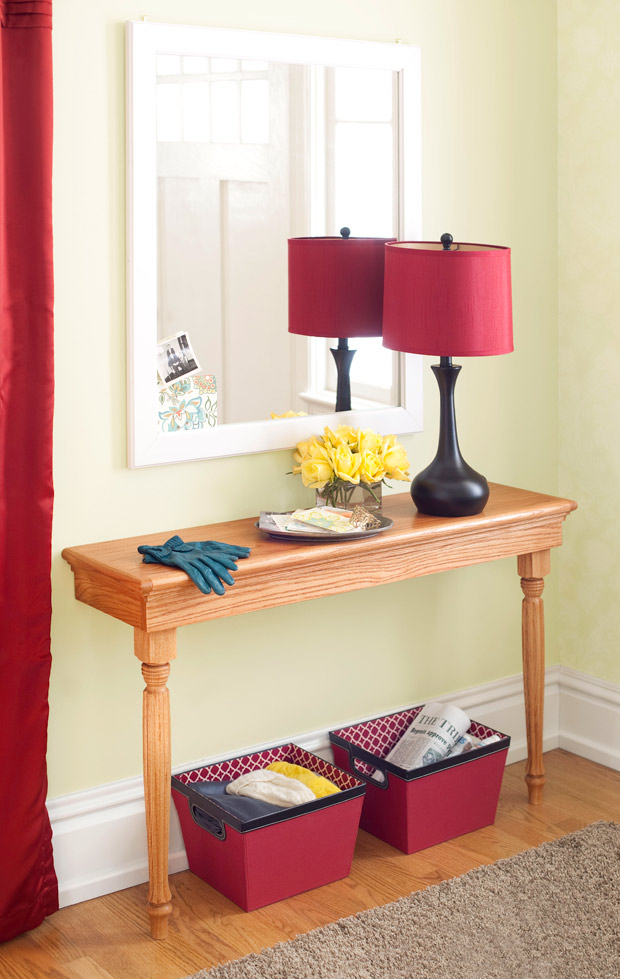 Space Saving Entry Table