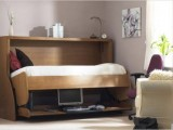 Space Saving Study Bed