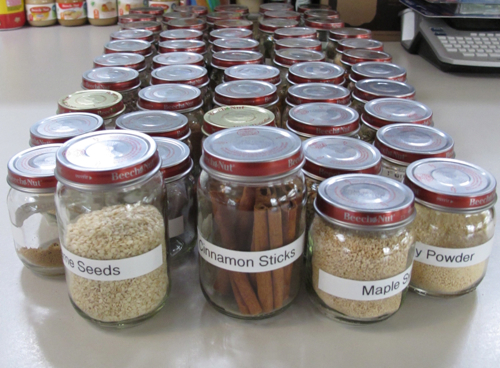 5 Ideas To Organize Spice Storage In Baby Bood Jars