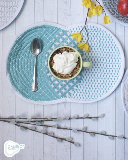 Spring Feel For Your Meal: 10 Creative DIY Placemats