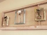 wall floral arrangement