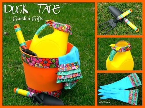 tape garden tools (via joyfuldaisy)