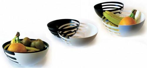 Stackable Fruit Bowls