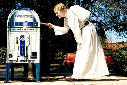 10 The Most Geeky Mailboxes Ever