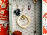 Storing Jewelry On Walls