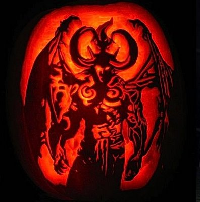 Stormrage Pumpkin