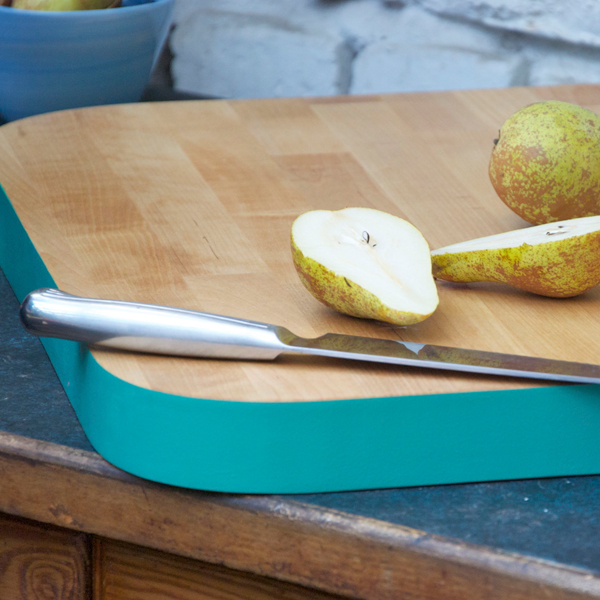 extra thick colorful cutting board