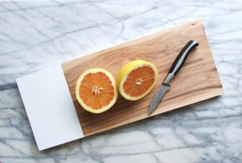 hickory chop board (via francoisetmoi)