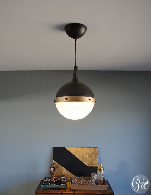 Cool Diy Wall Lamps : 60 The Most Cool DIY Lamps Of 2015 - Shelterness