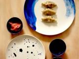 Stylish Diy Indigo Painted Plates