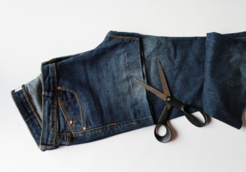 Stylish Diy Jeans Shorts For Hot Summers
