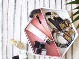 stylish-diy-leather-hexagon-vanity-tray-1