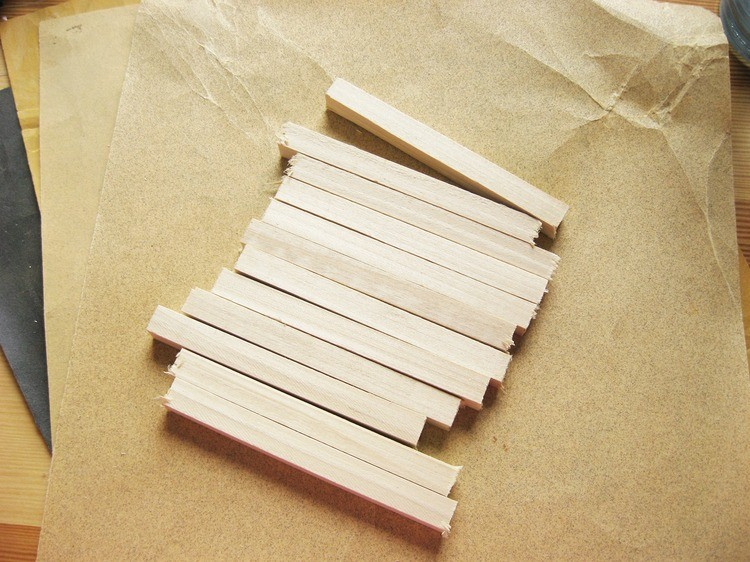 Picture Of stylish diy minimalist wooden soap dish  3