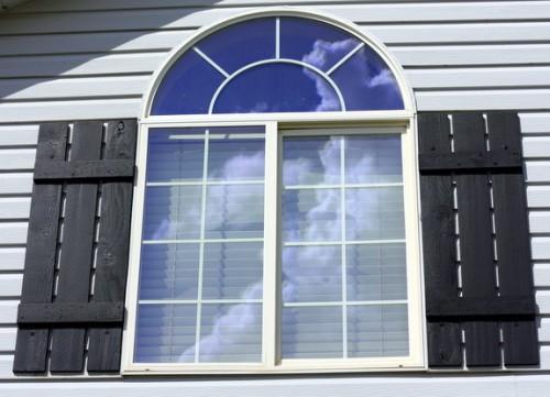 stylish diy wood shutters shelterness