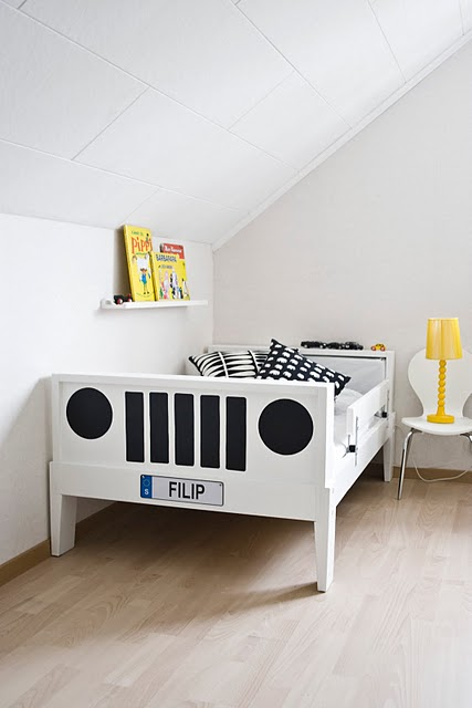 5 Super Creative And Cool DIY Beds For Boys - Shelterness
