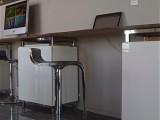 desk with Besta legs