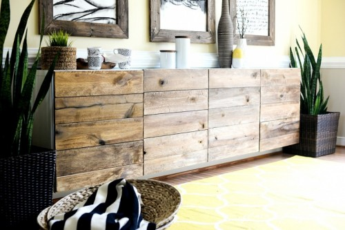 wood buffet hack (via placeofmytaste)