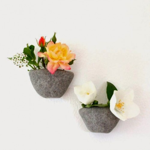 Super Cute DIY Wall Mounted Pinch Pots