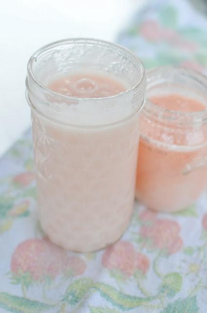 pink sugar scrub (via anestforallseasons)