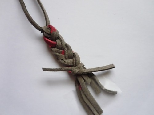 Super Easy Diy Braided Necklace