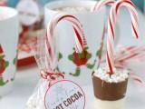 cane hot cocoa pops