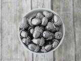 silver acorns