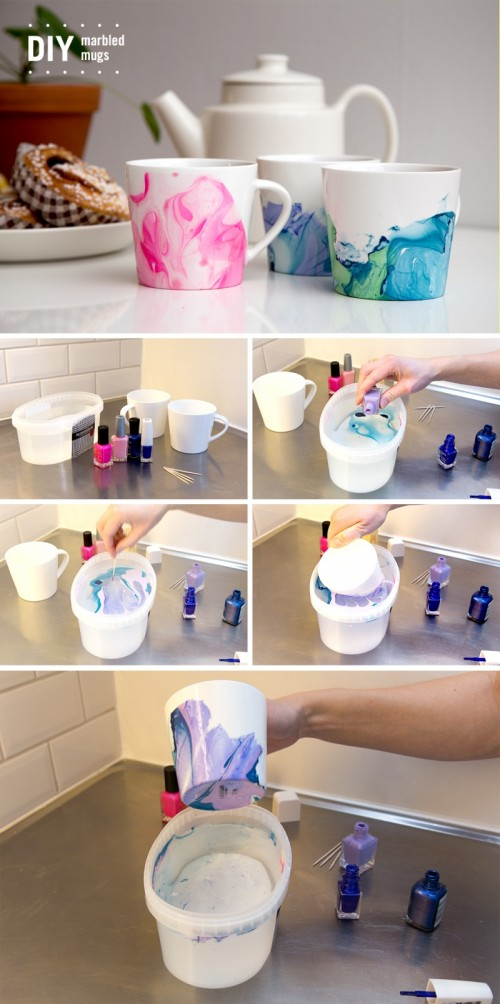 marble cups (via annamarialarsson)