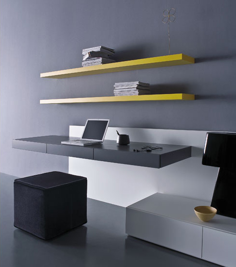 Suspended Desk (Ala By Pianca)