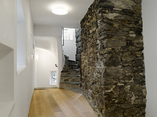 Swiss Alps Home Renovation