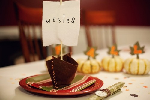 5 DIY Thanksgiving Treat Holders