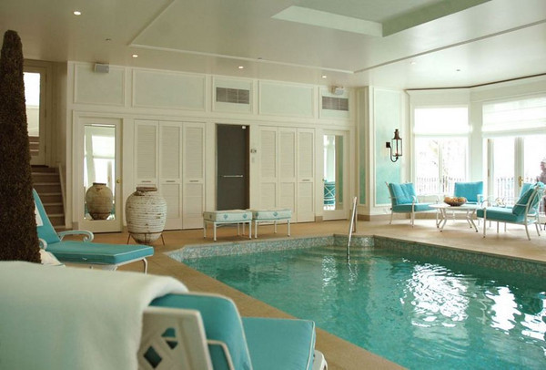 picture of the greatest indoor pool designs ever