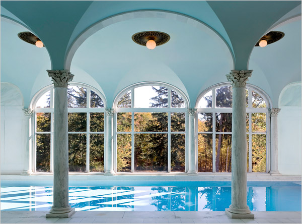 The Greatest Indoor Pool Designs Ever