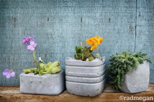 12 The Most Cool DIY Planters And Vases Of 2012