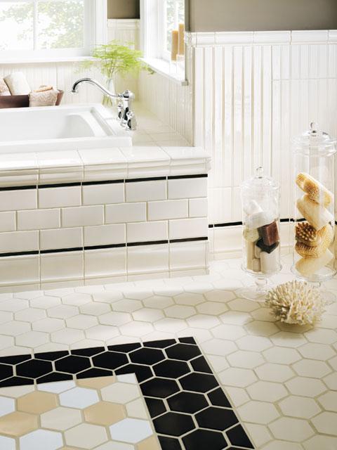 Tiles For Bathroom Decorating | Shelterness