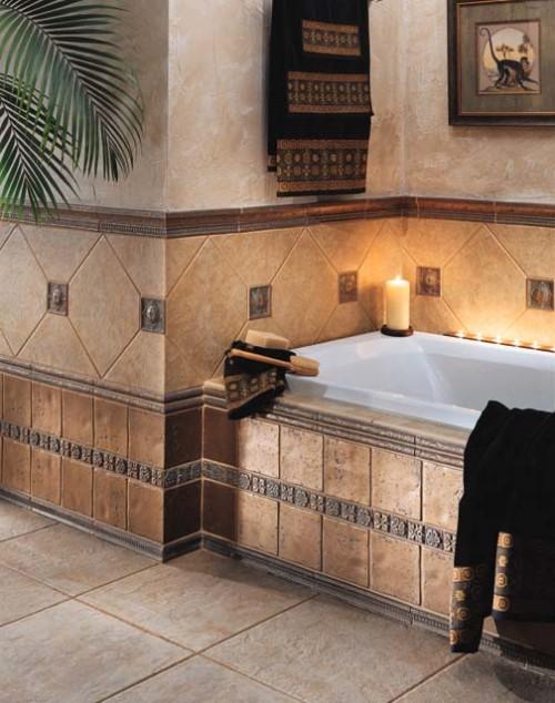 33 bathroom tile decorating ideas - shelterness