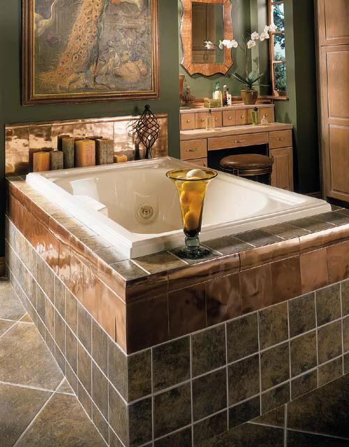 33 bathroom tile decorating ideas shelterness