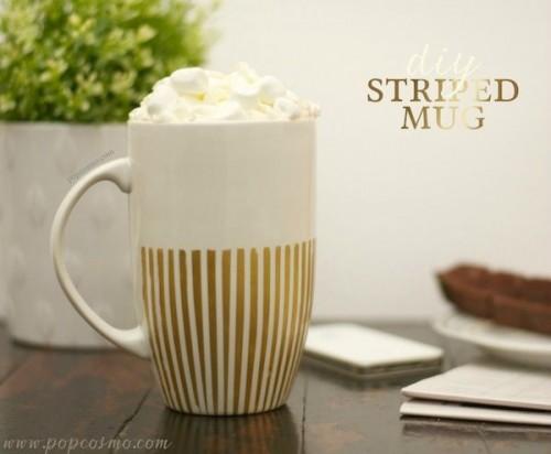 striped mug (via shelterness)