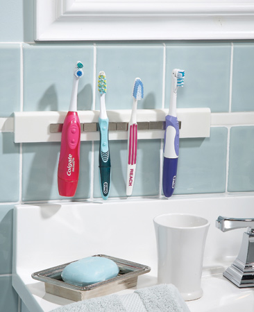 Toothbrush Magnetic Holder