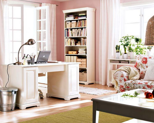 Picture Of Traditional Home Office Designs