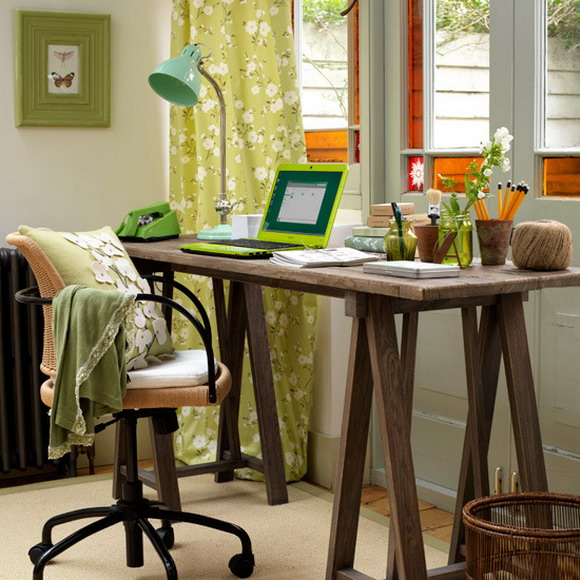20 traditional and vintage home office design ideas photo 12