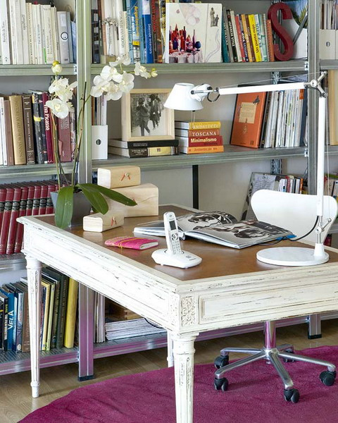 20 traditional and vintage home office design ideas photo 4