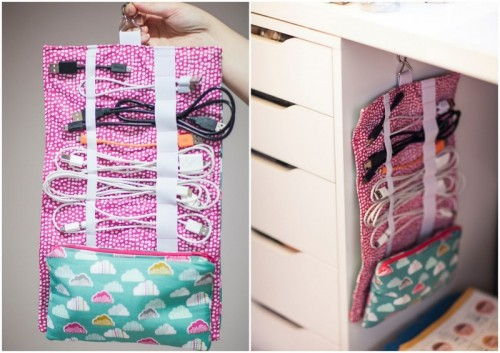 travel cable pouch (via liveitloveitmakeit)