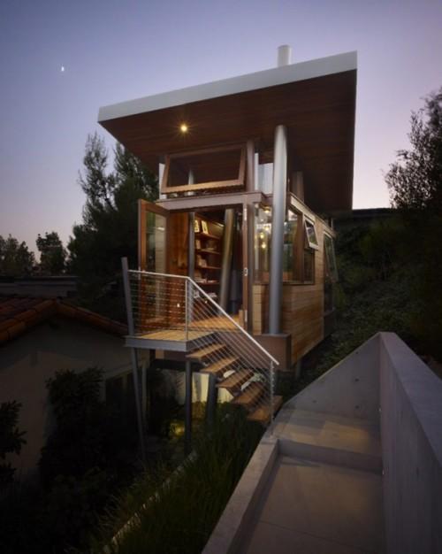 Tree House As Art Studio